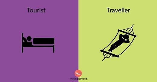 Khách du lịch chuộng sự tiện nghi trong chuyến đi của mình, còn với phượt thủ thì càng đơn giản, gọn nhẹ và gần thiên nhiên thì càng tốt.