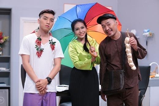 Lần đầu tiên thể loại gameshow đoán tiếng động kết hợp với sitcom và comedy xuất hiện trên sóng truyền hình Việt Nam. - Tin sao Viet - Tin tuc sao Viet - Scandal sao Viet - Tin tuc cua Sao - Tin cua Sao