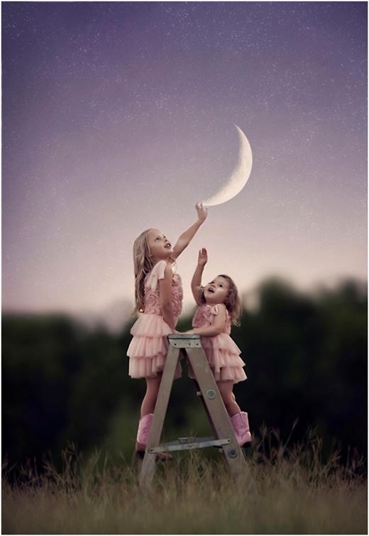 Ngay cả hái sao, hái trăng trên trời cũng thật dễ dàng.