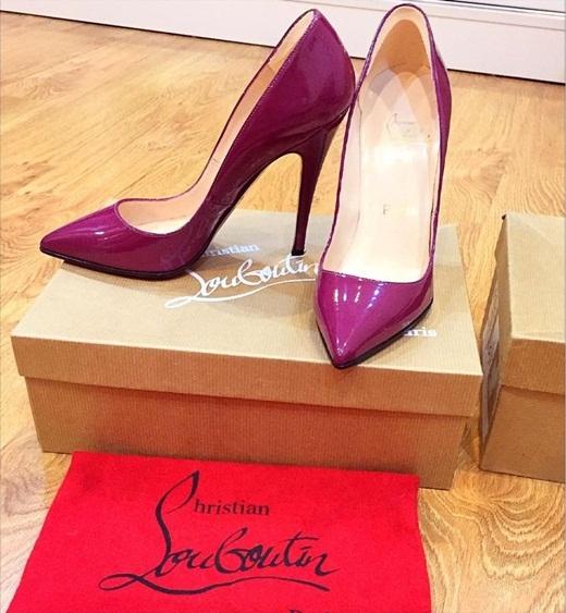 Đăng Khôi tặng giày hàng hiệu cho vợ nhân ngày sinh nhật. - Tin sao Viet - Tin tuc sao Viet - Scandal sao Viet - Tin tuc cua Sao - Tin cua Sao