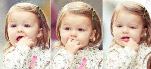 Harper Seven vừa trải qua sinh nhật lần thứ 4 vào ngày 10/7 vừa qua. Kể từ khi ra đời cô công chúa nhỏ không chỉ được Beckham và Victoria cưng chiều mà còn nhận được sự cưng nựng và quan tâm chăm sóc từ 3 người anh Brooklyn, Romeo và Cruz.