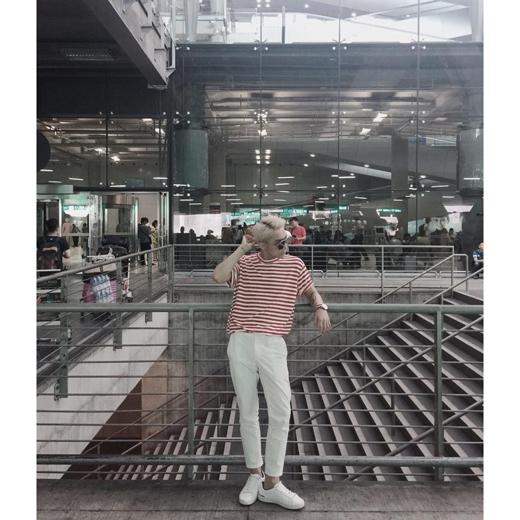 Sau buổi tổ chức sinh nhật ngoài trời cùng các fans của mình, Sơn Tùng M-TP hiện đang có chuyến du lịch Thái Lan nhằm lấy lại năng lượng để tiếp tục 'chiến đấu' và cho ra đời nhiều sản phẩm chất lượng hơn nữa.