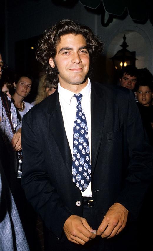 George Clooney năm 1995