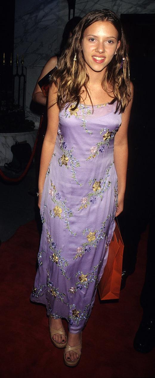 Scarlett Johansson năm 1998
