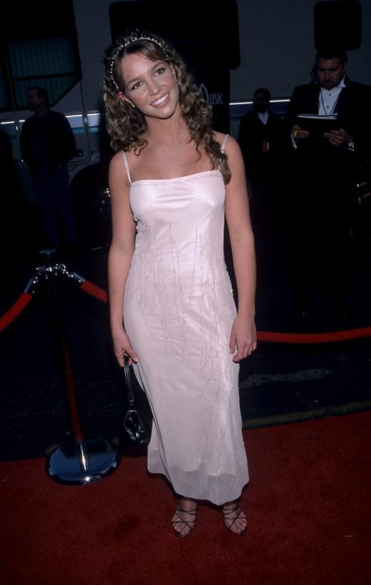 Britney Spears năm 1999