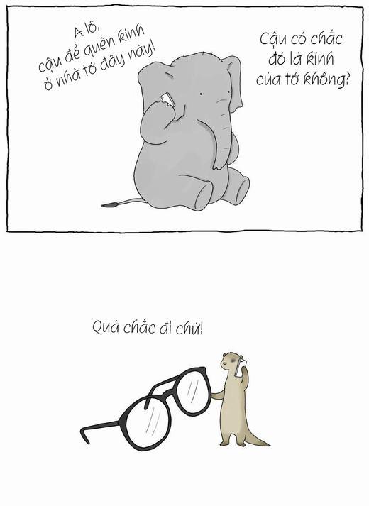 Của ai chứ của bạn voi là chắc chắn luôn!