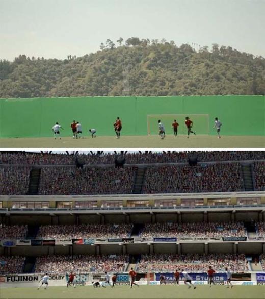 Một sân vận động không có ai đã trở thành nơi đông nghịt khán giả