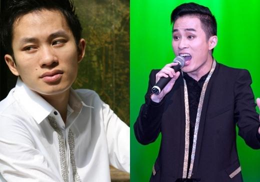 Tùng Dương cũng là một trong những nam ca sĩ ưa thích kiểu trang điểm đậm. - Tin sao Viet - Tin tuc sao Viet - Scandal sao Viet - Tin tuc cua Sao - Tin cua Sao