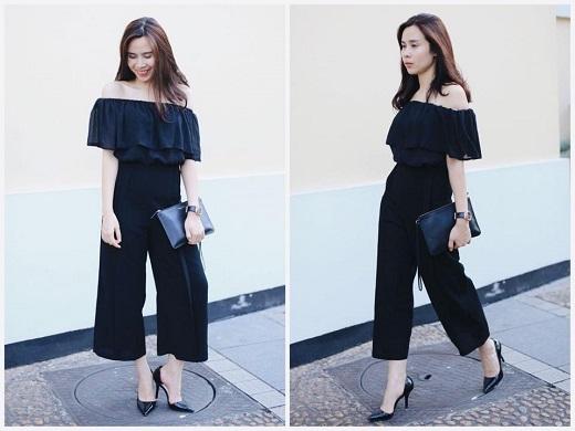 ... Với những mẫu quần culottes đang gây nên một 'cơn sốt' vô cùng nóng trong thời gian gần đây tại thị trường Việt Nam.