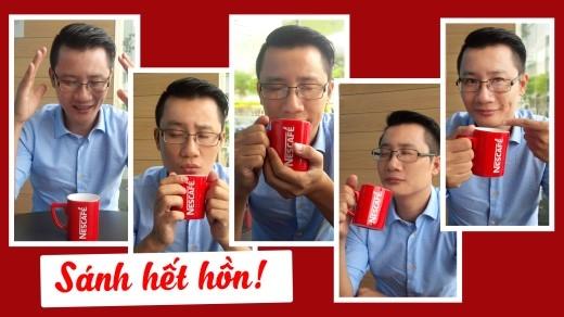 """Hoàng Bách cũng là một trong những sao Việt tích cực tham gia trào lưu """"Biểu cảmSánhĐậm"""". - Tin sao Viet - Tin tuc sao Viet - Scandal sao Viet - Tin tuc cua Sao - Tin cua Sao"""