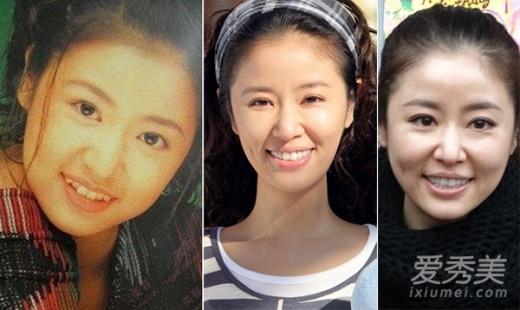 Lâm Tâm Như ở tuổi 39 dù rất cố gắng, được khen trẻ không tuổi nhưng rõ ràng nhan sắc của cô đã khác xưa.