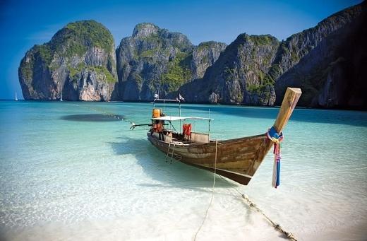 Một góc nhỏ cực kì thơ mộng và hoang sơ của Koh Samui.