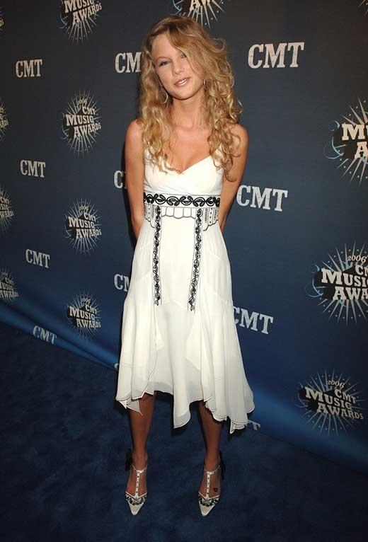 Taylor Swift năm 2006