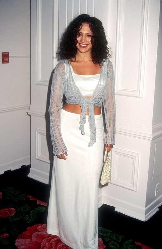 Jennifer Lopez năm 1996