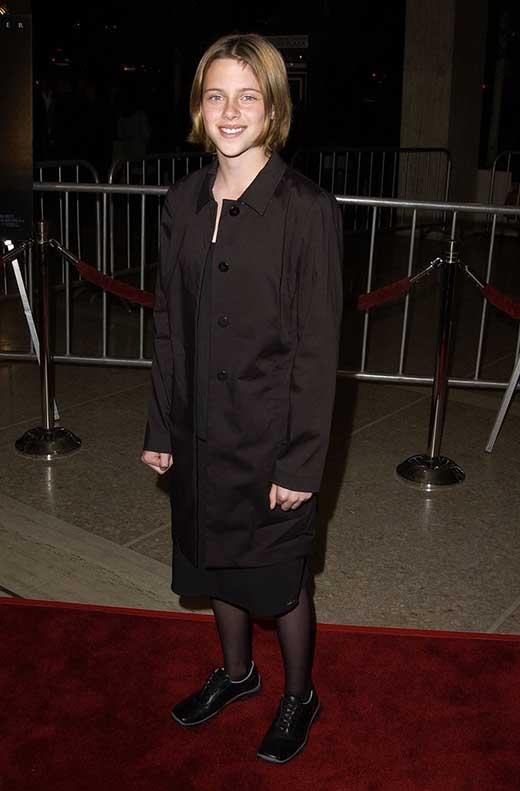 Kristen Stewart năm 2002