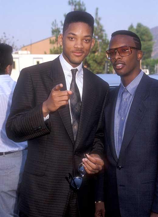 Will Smith năm 1988