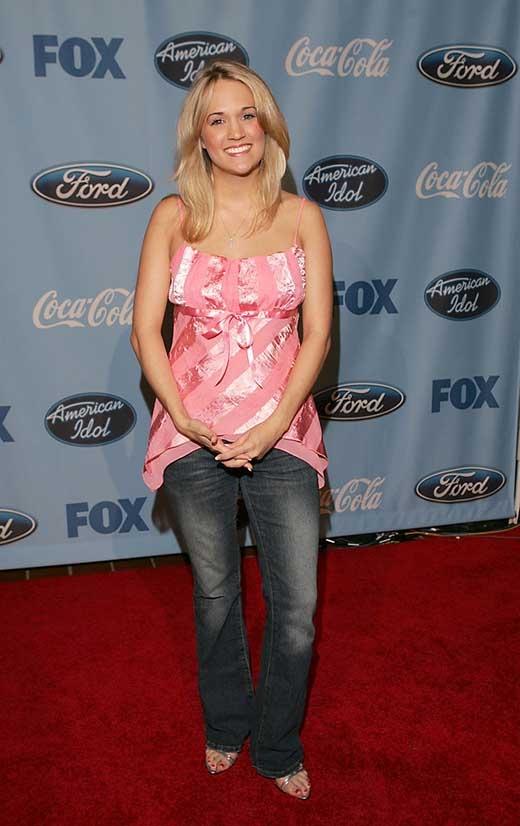 Carrie Underwood năm 2005