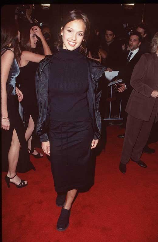 Jessica Alba năm 1999