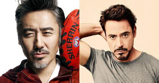 Ngô Tú Bađược cho là bản sao Châu Á của Downey Jr. từ ánh mắt đến vẻ bề ngoài