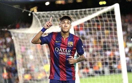 Neymar (Barcelona): Trong đội hình CLB chủ sân Nou Camp, tiền đạo người Brazil chỉ kém Messi một bàn ở Champions League mùa trước (9 so với 10). Trong trận chung kết, anh là cầu thủ ghi bàn ấn định chiến thắng 3-1 cho Barcelona. Neymar đã thi đấu thành công ở mùa giải thứ hai chơi cho gã khổng lồ xứ Catalan. Anh có 39 lần sút tung lưới đối phương sau 51 trận.