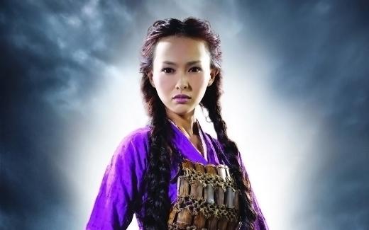 Tuy nhiên với khuyết điểm này thì trong phim cổ trang, hình ảnh Đường Yên lại không được cuốn hút.