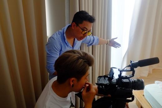 Bobby Nguyễn giữ vai trò đạo diễn MV SACOTA. - Tin sao Viet - Tin tuc sao Viet - Scandal sao Viet - Tin tuc cua Sao - Tin cua Sao