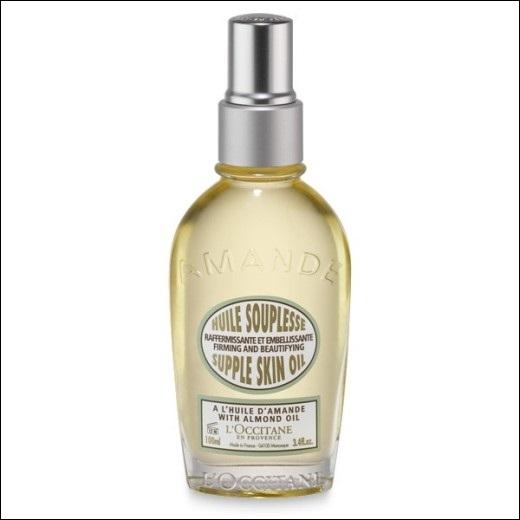 TINH DẦU HẠNH NHÂN CHỐNG RẠN. Almond Supple Skin Oil. Giá: 1.150.000đ.