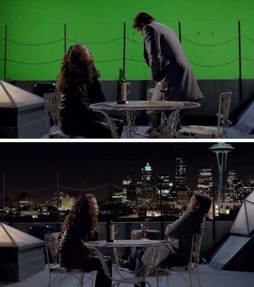 Bạn nghĩ đây là khung cảnh lãng mạn trên tòa nhà chọc trời? Chúc mừng, bạn đã bị lừa!