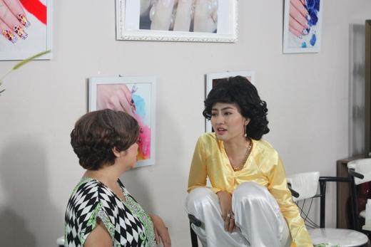 Ngọc Lan sẽ có dịp được thể hiện 'thế mạnh' ca hát của mình khiến đồng nghiệp phải cười nghiêng ngả trong bộ phim mà cô thủ vai nữ chính. - Tin sao Viet - Tin tuc sao Viet - Scandal sao Viet - Tin tuc cua Sao - Tin cua Sao