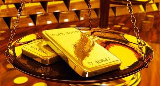 Vàng ở đây luôn được... bán theo cân.