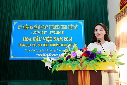 Hoa hậu Việt Nam 2014 chia sẻ cảm xúc... - Tin sao Viet - Tin tuc sao Viet - Scandal sao Viet - Tin tuc cua Sao - Tin cua Sao