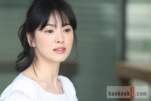 Song Hye Kyo từng là một vận động viên trượt băng nghệ thuật.