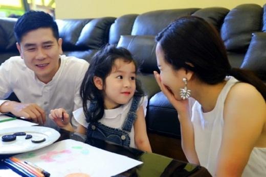 Gia đình Hồ Hoài Anh - Lưu Hương Giang hạnh phúc khiến nhiều người ngưỡng mộ. - Tin sao Viet - Tin tuc sao Viet - Scandal sao Viet - Tin tuc cua Sao - Tin cua Sao
