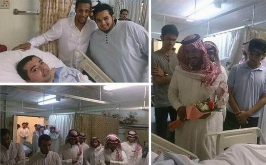 Vị tỉ phú Ả Rập Alwaleed đã quyết định tặng một bệnh nhân đang mắc bệnh nguy kịch số tiền hơn 130.000 USD (khoảng 2,8 tỉ đồng) viện phí sau khi vô tình xem được bức ảnh trên Twitter của người đó.