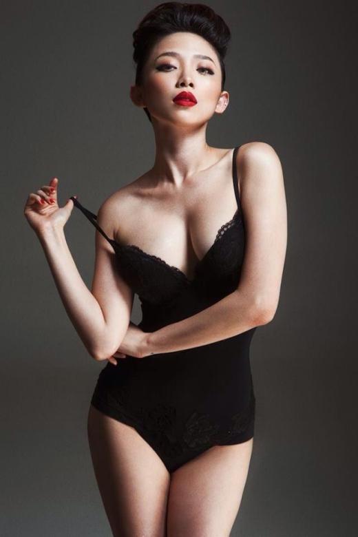 Không thể không thừa nhận Tóc Tiên là một trong những sao nữ Việt sở hữu đường cong cơ thể hoàn hảo. - Tin sao Viet - Tin tuc sao Viet - Scandal sao Viet - Tin tuc cua Sao - Tin cua Sao