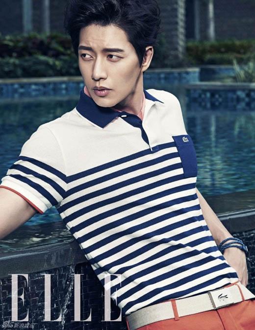Nam diễn viên Park Hae Jin cũng vừa giải quyết xong sự việc lừa đảo ở Trung Quốc.