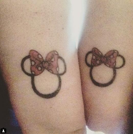 Cặp đôi Minnie
