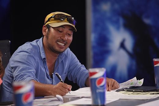 Nguyễn Quang Dũng đã trải qua bốn mùa ngồi ghế nóng Idol.