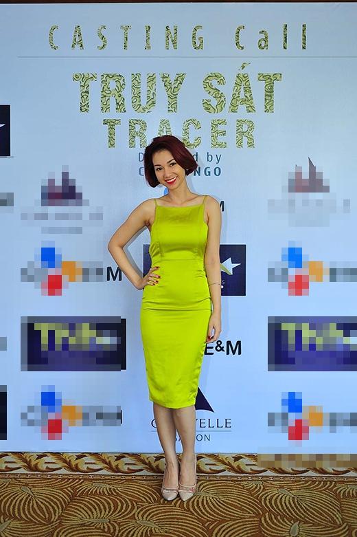 MC Quỳnh Chi - Tin sao Viet - Tin tuc sao Viet - Scandal sao Viet - Tin tuc cua Sao - Tin cua Sao