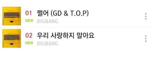 G-Dragon khoe thành tích trên trang cá nhân.