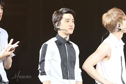 Những hình ảnh mới nhất của D.O. trong concert của EXO ngày 1/8 vừa qua.