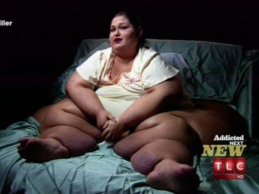 Mới đây, một chương trình truyền hình của Mỹ nói về những người có hành vi ăn uống bất thường đã quyết định giúp Mayra thay đổi cuộc đời.