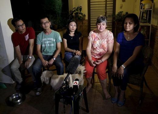 Những thân nhân người bị nạn không tin vật thể lạ là của MH370.
