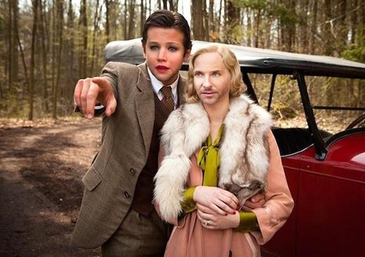 Jennifer Lawrence và Bradley Cooper