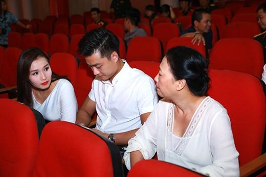 Lã Thanh Huyền cùng hai diễn viên trong phim hồi tưởng lại nhiều kỉ niệm. - Tin sao Viet - Tin tuc sao Viet - Scandal sao Viet - Tin tuc cua Sao - Tin cua Sao