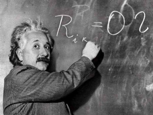 Nhà bác học Albert Einstein nổi tiếng là người chưa bao giờ nhớ nổi số điện thoại của mình.
