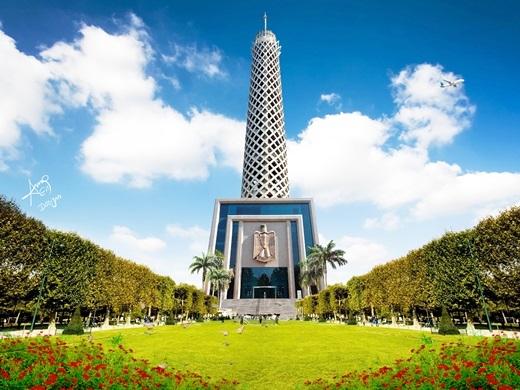 Chuyện gì sẽ xảy ra nếu một ngày nào đó tháp Cairo thay thế chỗ của tháp Eiffel?