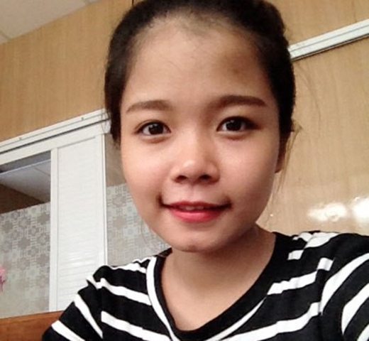 Cô gái gan dạ Nguyễn Thị Hoàng Anh.
