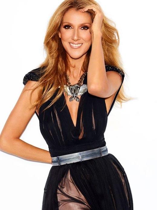 """Nữ danh ca Celine Dion không hề được lòng phi hành đoàn vì """"tỏ thái độ tệ hại""""."""
