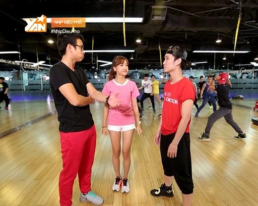 HLV Bá Hiếu giới thiệu rõ hơn về các bài nhảy trong gym.
